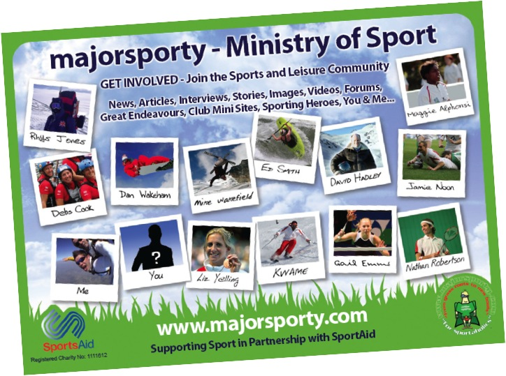 Sporting Community of Olympians, adventurers and Sporting Stars