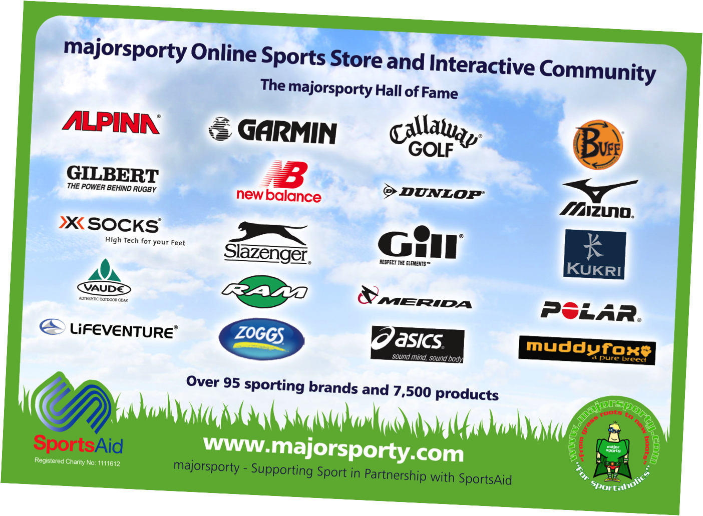 Online store with over 120 brands