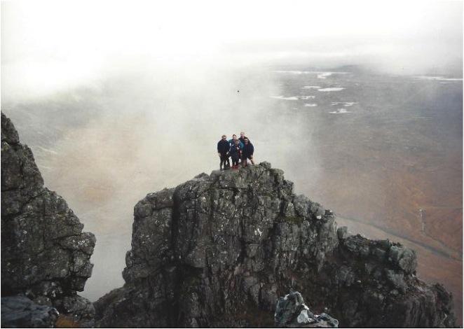 Buachaille Etive Mor, Bonny Scotland