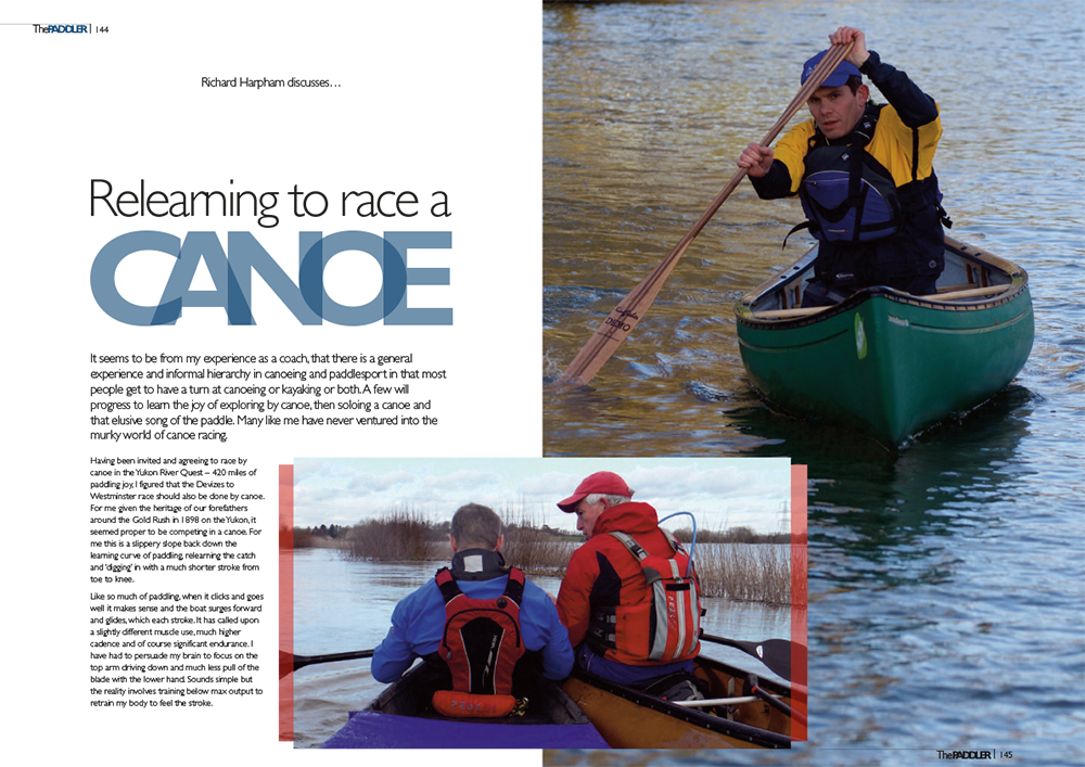 Articles on how to learn new techniques and activities in Paddler Magazine