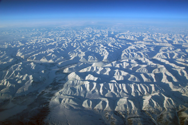 The Mackensie Mount Range